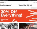 American Apparel Discounts Codes