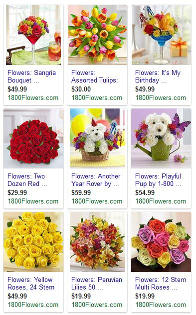 1800 flowers coupon code