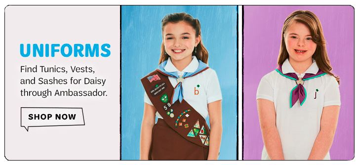 Girl Scout Uniforms Promo Codes