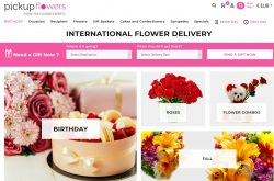 PickupFlowers coupon codes