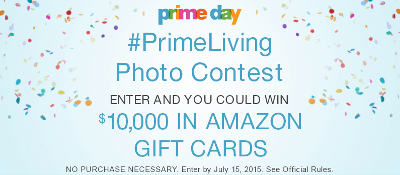 Amazon Prime Day Contest