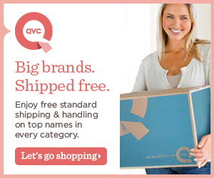 QVC Big Brands Shipped Free Everyday