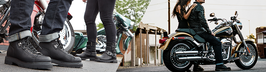 Harley-Davidson-New-Performance-Riding-Boots
