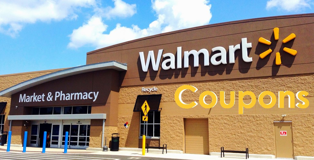 Use a store coupon to save money on Walmart