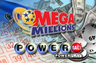 MegaMillion or PowerBall Lottery Game