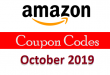 Saving Money at Amazon.com using available Promo Codes For Oct 2019